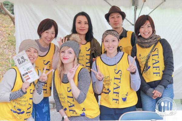 京都ベジフェスstaff2017A