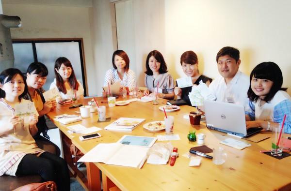 京都スタッフミーティング0719