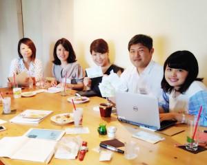 京都ビーガン祭りスタッフミーティング
