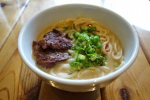 ベジチャーシュー麺