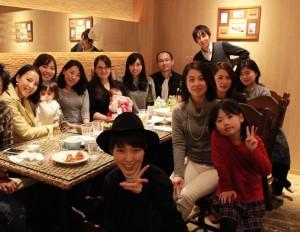 ビーガングルメ祭りチーム 忘年会_9387