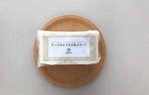 チーズのような豆乳ぶろっく180g商品写真