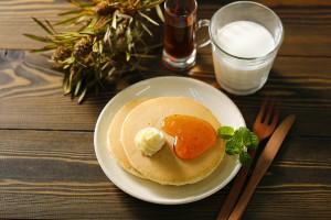 ヴィーガンホットケーキレシピ例1