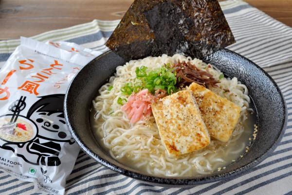 桜井食品とんこつ風ラーメン