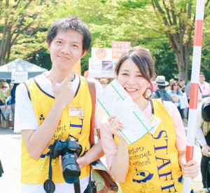 東京2019ボランティア